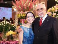Júlia Magalhães e Eduardo Campos
