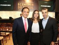 Djalma Pinto, Rafaela Pinheiro e Maia Filho