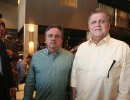 M�rio Jorge e Humberto Castelo Branco