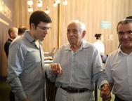 Arthur e Adauto Bezerra e Daniel Dem�trios