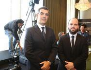Raphael Chaves e Gilberto Fernandes