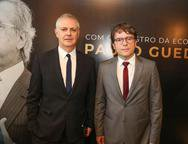 Fernando Rodrigues e Ciro Thomaz