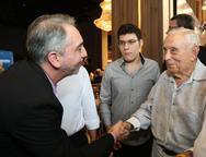 Mauro Costa e Adauto Bezerra