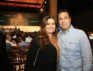 Ivana Bezerra e Alexandre Rangel