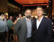 Joc�lio Leal e Cl�udio Chaves Neto