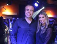 Márcio Paulino e Aline Moraes