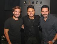 Cláudio Nelson, Jhonatan Rego e Clóvis Holanda