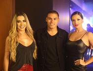 Lusiane Lira, Felipe e Tamile Oliveira