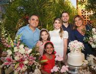 Casamento de Oswaldo Duarte e Nathália da Escóssia