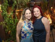 Flavia Duarte e Juraci Neves