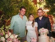 Nilton Bastos, Nathalia da Escossia e Oswaldo Duarte