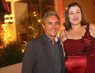 Marconi Cordeiro e Eliane Cardoso