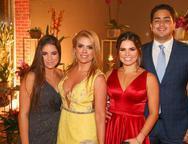 Lays, Let�cia, Let�cia Studart e Rafael Pinto