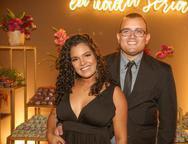 Lara Brasil e Matheus Maia