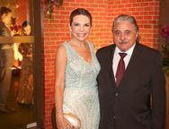 Lilian Porto e Jose Armano