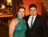 Eveline e Roberto Ara�jo