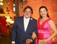 Afonso Cavalcante e Liana de C�ssia
