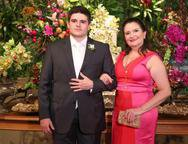 Thiago Afonso e Liana de C�ssia