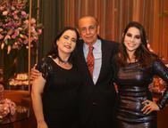 Ana Cristina, Luciano e Marina Mcahdo