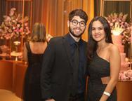 Andre Silveira e Bianca Fontenele