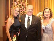 Claudiane e Carlos Jua�aba e Gyna Machado