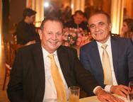 Ernani Barreira e Raimundo Delfino