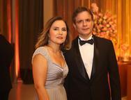 Gyna e Andre Machado