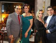 Javier Yuga, Januza Brasil, Tarciana Nogueira e Juan Carlos Yuga
