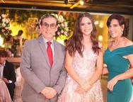 Javier Yuga, Lyna Machado e Januza Brasil