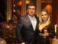 Juan Carlos Yugar e Terciana Nogueira