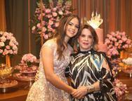 Lya e Wanda Machado