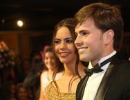 Lyna e Diego Machado