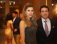 Uiliana e Daniel Machado
