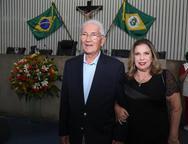 José Osvaldo e Lúcia Carioca