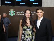Luana Melo e Renan Uchoa