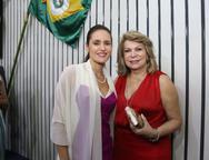 Manuela Bacelar e Iracema do Vale