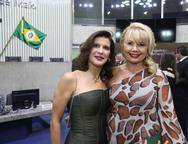 Melissa Melo e Marcilene Pinheiro