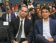 Tasso Melo e Gonzalo Mota
