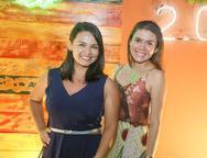 Rebeca Rocha e Samila Dantas