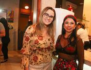Yorrana Mendes e Ana Costa