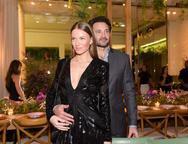 Melanie Ribbe e Ricardo Mansur