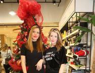 Ana Claudia e Raquel Macêdo