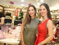 Marcela Carvalho e Marcela Porto