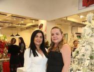 Maria Tereza Timbó e Hélvia Moreira