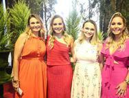 Ticiana Soares, Talyzie Mihailuc , Fabiana Soares e Talynie Mihailuc