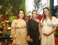 Rafaela Studart, Michele Viana e Lara Maciel