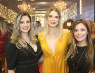 J�ssica Benevides, Mariza Lessa e Marianna Farias