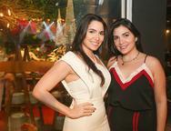 Ingrid e Ivina Cavalcante