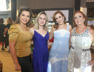 Ilda e Carolina Massler, Katiane e Norma Bastos