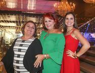 Lilia Leal, Fatima Duarte e Patricia Lobo